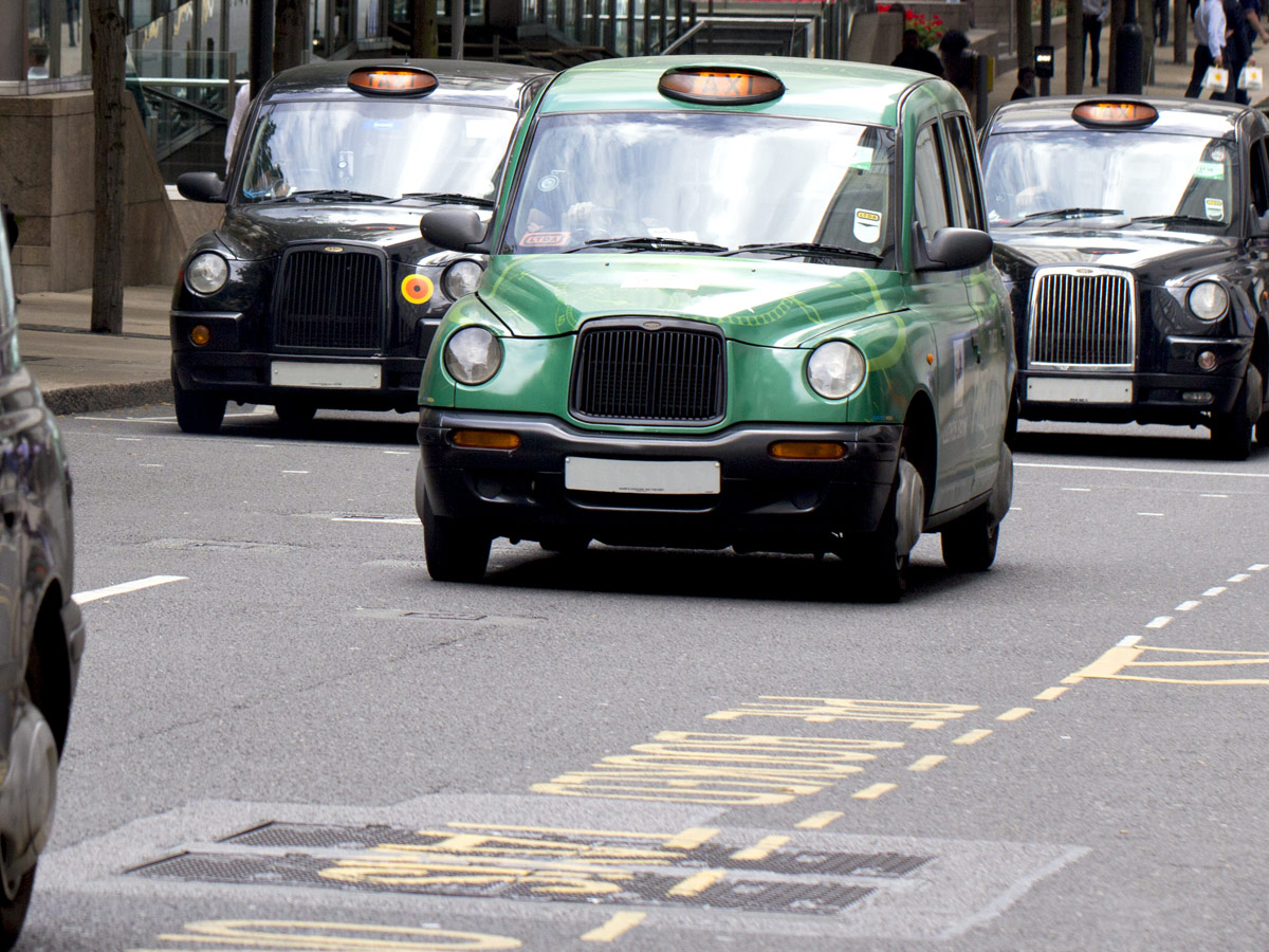 taxi-verde